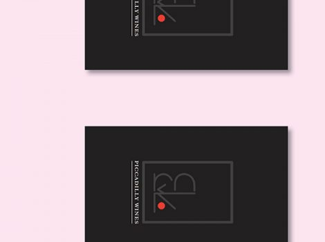 Piccadilly Wines – Brand Identity